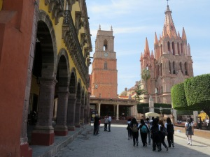 San Miguel Allende, Dave Millers Mexico