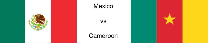 MEX Cameroon J