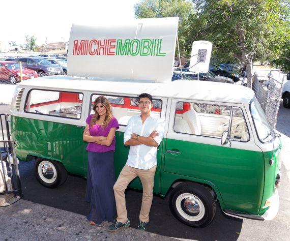Michemobil, Guelaguetza Restaurant, Bricia Lopez, Fernando Lopez, Dave Millers Mexico