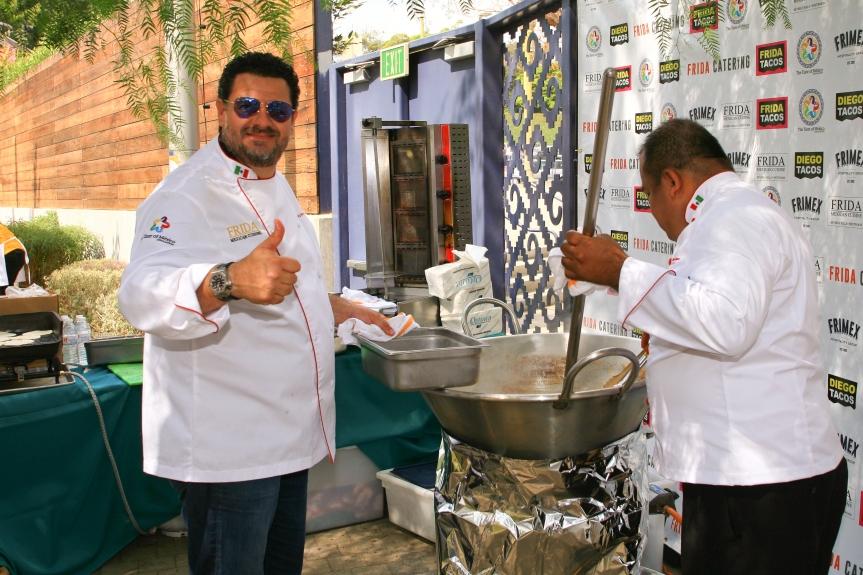 Taste of Mexico, Vicente del Rio, Fridas Tacos, Dave Millers Mexico