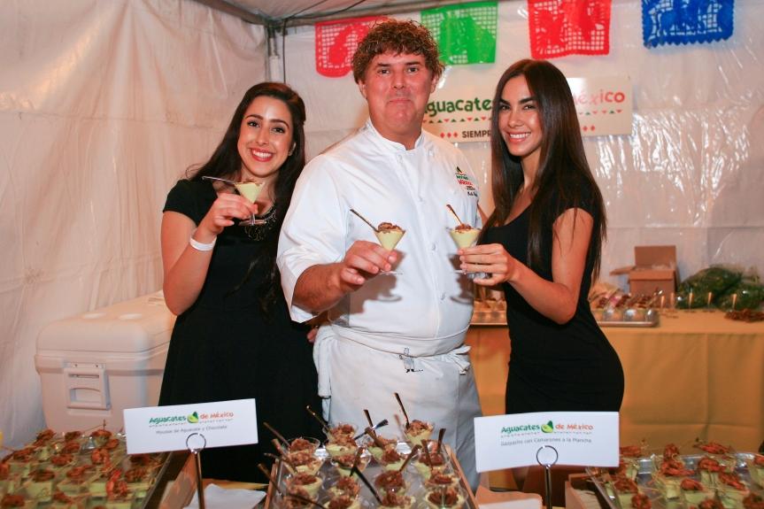 Aguacates de Mexico, Taste of Mexico, gastronomy, Los Angeles, Avocados
