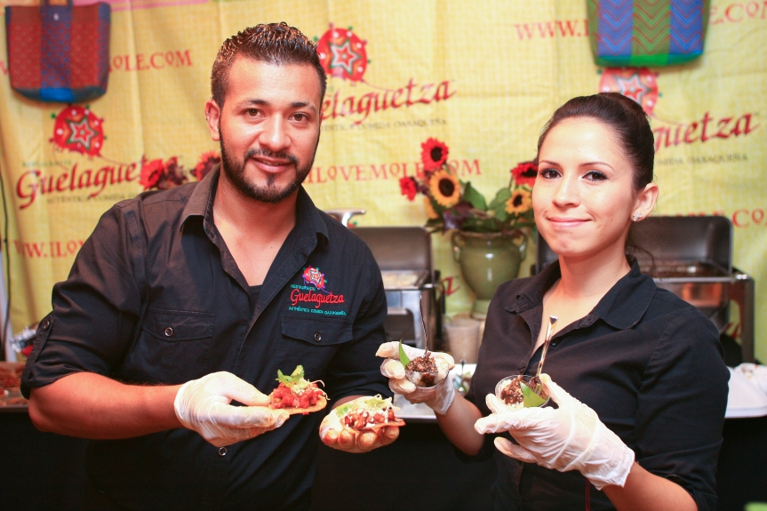 Guelaguetza Restaurant, Mole, Los Angeles, Taste of Mexico, gastronomy