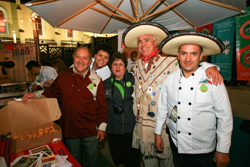 Dave Millers Mexico, Taste of Mexico, gastronomy, Los Angeles