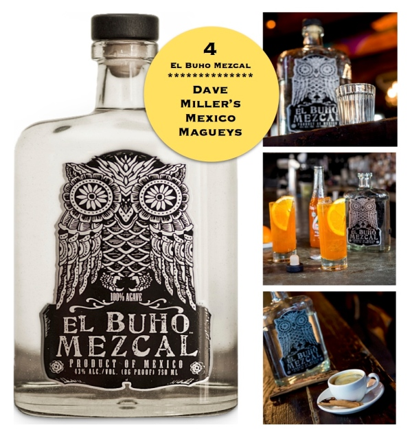 El Buho Mezcal, Dave Millers Mexico, Mezcal Reviews