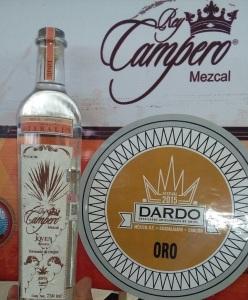 Rey Campero, Mezcal, Mezcal Jabali, DARDO