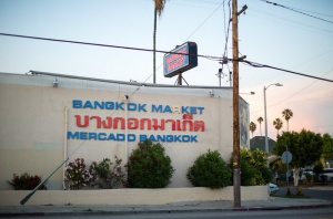 Bangkok Market Los Angeles
