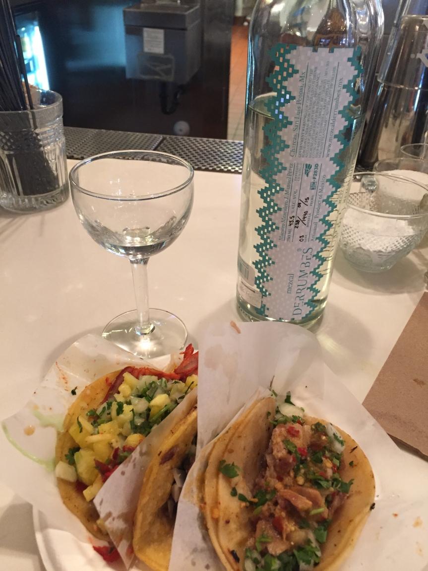 Taco y Taco, Las Vegas, Dave Millers Mexico