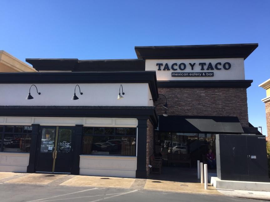 Taco y Taco, Las Vegas