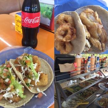 Dave Millers Mexico, Fish Tacos Guadalajara